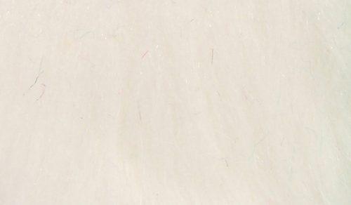 Webpelz Stoff als Meterware Preiswert ecru langhaariges Kunstfell – AC356-Ecru