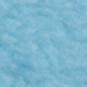 Preiswert Webpelz Kunstpelzstoff Schaffellstil zum Innenfutter, blau – K7/SF-BABY BLUE HA 1058