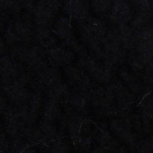 Webpelz Stoff als Meterware Kunstpelzstoff Schaffellstil zum Innenfutter, Schwarz – K7/SF-BLACK HA 1062
