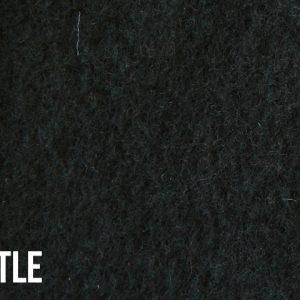 Webpelz Stoff als Meterware Meterware Einfarbiges Lammfell Fleece, Anti-Pilling, flaschengrün – Bottle
