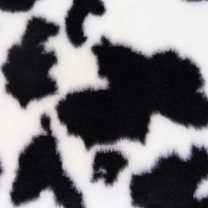 Preiswert Webpelz Kuh Kunstpelzstoff am laufenden Meter für Verkleidung, Kostüme, Cosplay – YF2/2 100/16