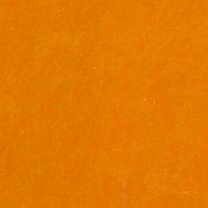 Billiger kurzhaarige Pelzimitat in der Farbe Orange/Gelb
