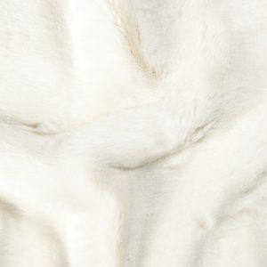 Luxus Webpelz Superweicher Nerzimitation creme Kunstpelz Stoff – 1550 Cream