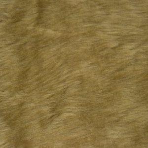 Webpelz Stoff als Meterware Preiswert kurzhaarige Pelzimitat in der Farbe Mittelbraun – W1/60-Antilope