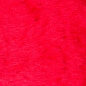 Preiswert Webpelz Preiswert kurzhaarige Pelzimitat in der Farbe Rot – W1/60-R-Red