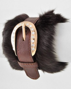 fake fur braclet 4