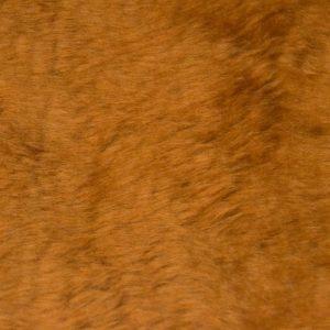Preiswert Webpelz Preiswert kurzhaarige Pelzimitat in der Farbe kastanienbraun – W1/60-Chesnut