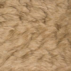 Preiswert Webpelz Preiswert kurzhaarige Pelzimitat in der Farbe kamelbraun – W1/60-K-Camel