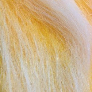Preiswert Webpelz Preiswert frost goldgelb langhaariges Kunstfell – AC356-M Gold Frost