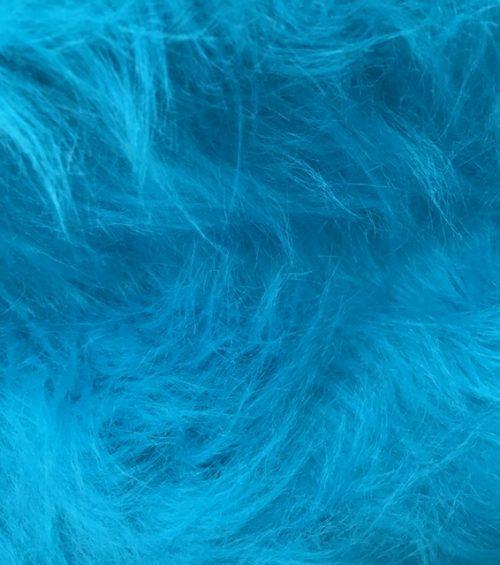 Preiswert Webpelz Preiswert frost blau langhaariges Kunstfell – AC356-Blue mood
