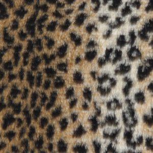 Webpelz Stoff als Meterware Leopard Kunstpelzstoff am laufenden Meter für Verkleidung, Kostüme, Cosplay – 454/1 126/1 R2/60