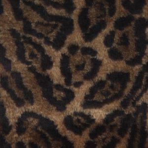Webpelz Stoff als Meterware Jaguar Kunstpelzstoff am laufenden Meter für Verkleidung, Kostüme, Cosplay – R2/60/3 FG 81/6