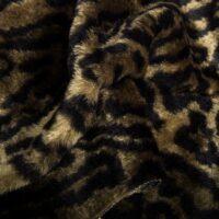 Preiswert Webpelz Jaguar Kunstpelzstoff am laufenden Meter für Verkleidung, Kostüme, Cosplay – R2/60/3 FG 81/6