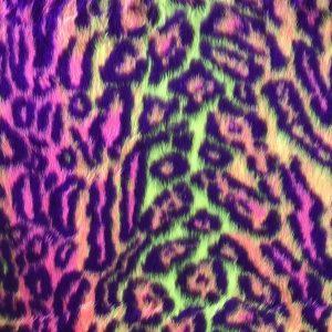 Preiswert Webpelz Jaguar Kunstpelzstoff am laufenden Meter für Verkleidung, Kostüme, Cosplay – 81 / 3 R2/60