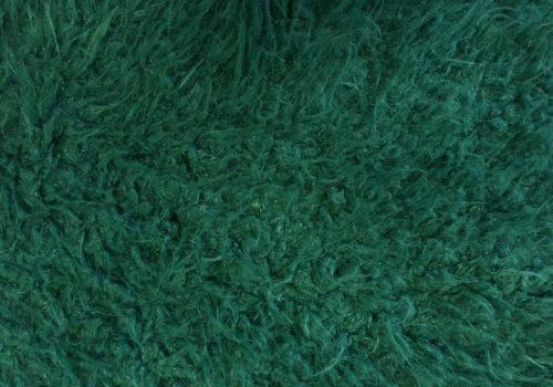 Günstig kaufen Super weiches tibetisches Schaffell Kunstfell Grün – Saluki 2R242 Green